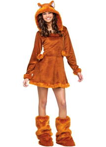 Cute Fox Teen Costume