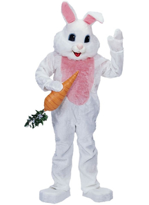 Deluxe Rabbit Adult Costume