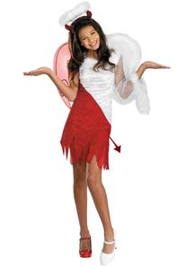 Demi Angel/Devil Teen Costume