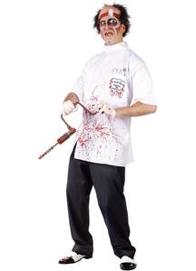 Dr Driller Adult Costume