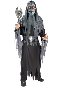 Evil Skull Halloween Adult Costume