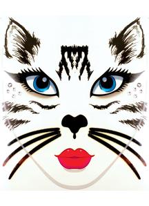 Face Decal Cat