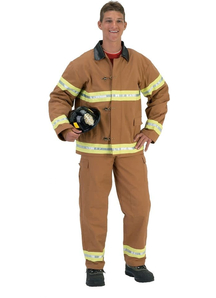 Fire Fighter Adult Costume