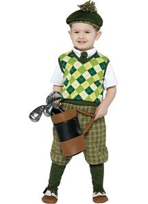 Future Golfer Child Costume