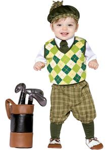 Future Golfer Toddlers Costume 2