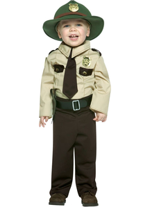 Future Trooper Toddlers Costume