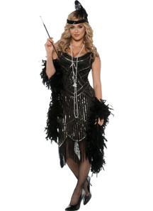 Gatsby Girl Adult Costume