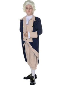 George Washington Child Costume - 22028