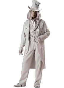 Ghost Gentleman Adult Costume