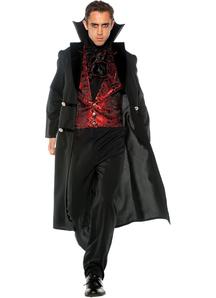 Gothic Vampire Adult Plus Costume
