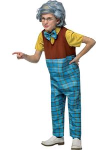 Grandpa Child Costume