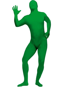 Green Skin Teen Costume