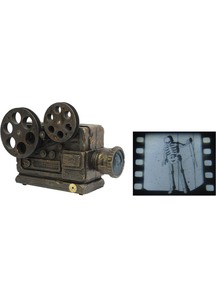 Haunted Movie Animated Projector