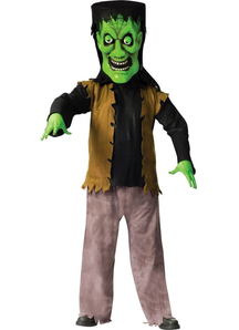 Head Monster Adult Costume