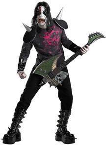 Heavy Metal Adult Costume