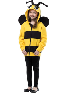 Hoodie Bumble Bee Child