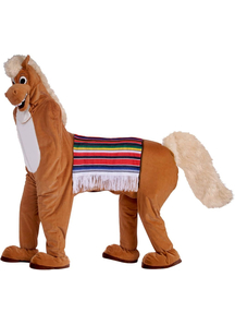 Horse Man Adult Costume