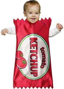 Ketchup Infant Costume