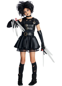 Lady Edward Scissorshands Teen Costume