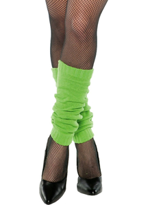 Leg Warmers Green Adult