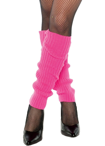 Leg Warmers Pink Adult