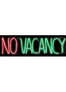 Light Glo No Vacancy