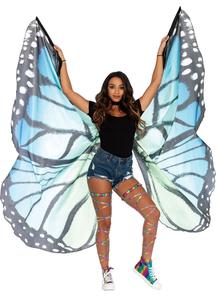 Monarch Wings Blue