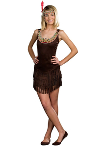 Native American Teen Costume