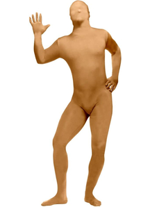 Nude Skin Teen Costume
