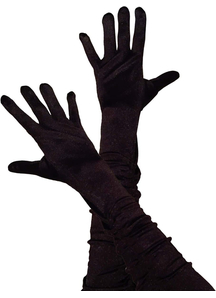 Opera Gloves Child Black
