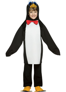 Penguin Child Costume - 21730