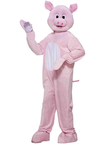 Piggy Adult Costume
