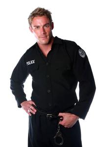 Police Shirt Adult