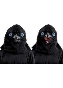 Raven Animated Mask