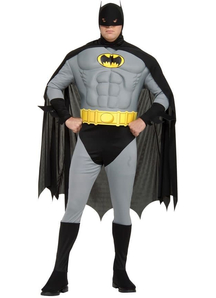 Retro Batman Adult Costume