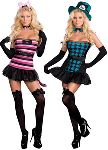 Reversible Mad About You Costume