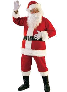 Santa Suit Deluxe Plus