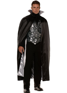 Skull Man Adult Costume