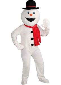 Snowman Deluxe Costume
