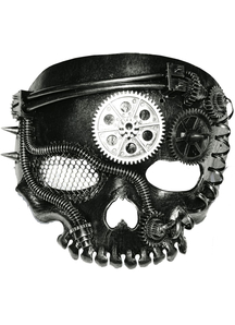 Steampunk Mask-No Jo Skeleton