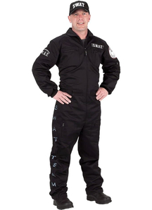 Swat Police Adult Costume