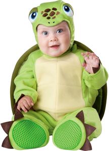 Tiny Turtle Toddler Costume