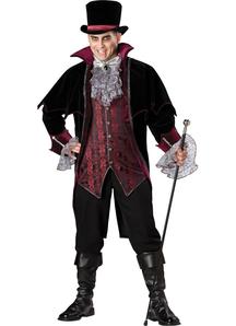 Vampire Of Versailles Adult Costume