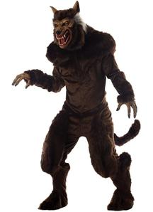 Werewolf Deluxe Adult Costume