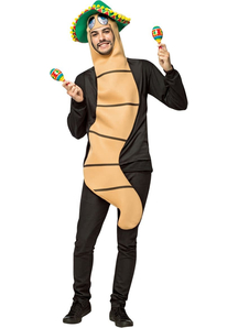 Worm Tequilla Adult Costume