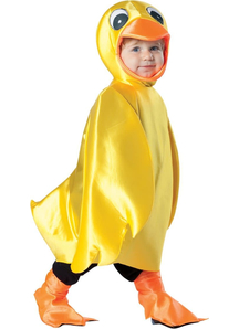 Yellow Ducky Toddlers Costume 2
