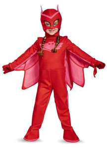 Deluxe Owlette PJ Masks Child Costume