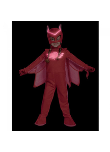 Owlette Costume Deluxe For Children From Pj Masks 1