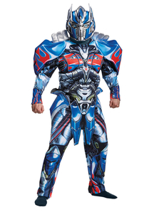 Transformers Optimus Prime Costume Adult