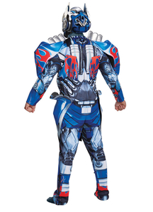 Transformers Optimus Prime Costume Adult-2